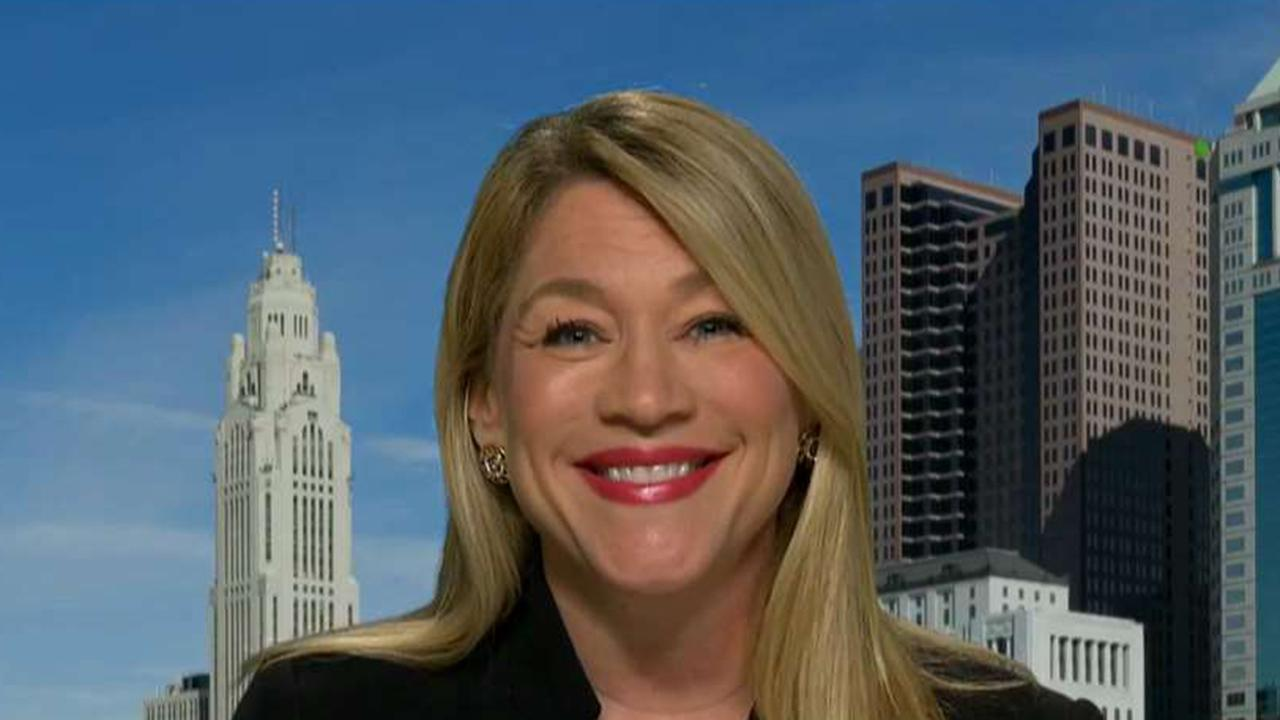 Ohio Senate candidate Melissa Ackison gives her thoughts on Sen. Sherrod Brown (R-Ohio) and how President Trump has changed politics.
