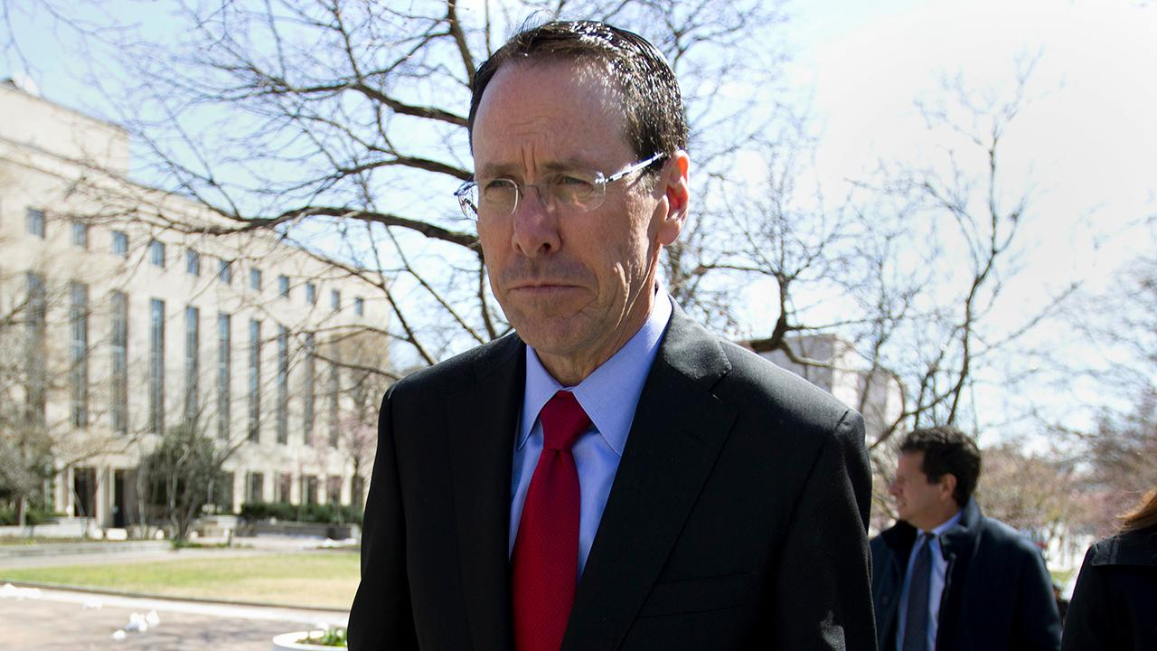 FBN's Charlie Gasparino discusses why AT&T CEO Randall Stephenson's job could be at stake.