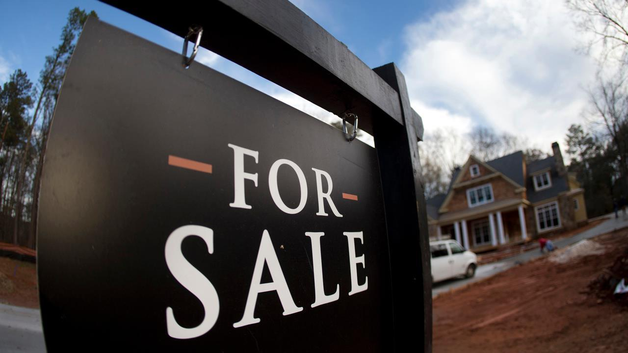 Douglas Elliman Real Estate CEO Dottie Herman on the state of the housing market, the town of New Canaan, Connecticut banning real estate 'for sale' signs.