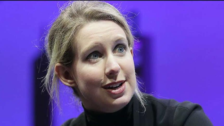 The Board of Directors of Theranos announced Friday that Elizabeth Holmes has stepped down as Chief Executive Officer.