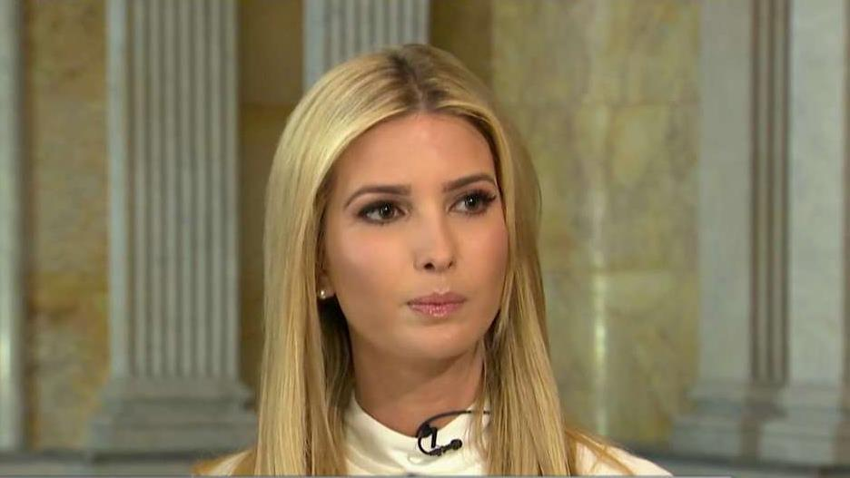 Adviser to the President Ivanka Trump on the heated political climate.