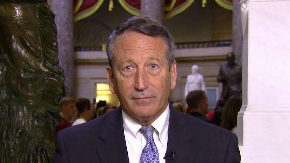 Rep. Mark Sanford, (R-S.C.), on losing the primary in South Carolina after President Trump tweeted his endorsement of Sanford's opponent Katie Arrington.