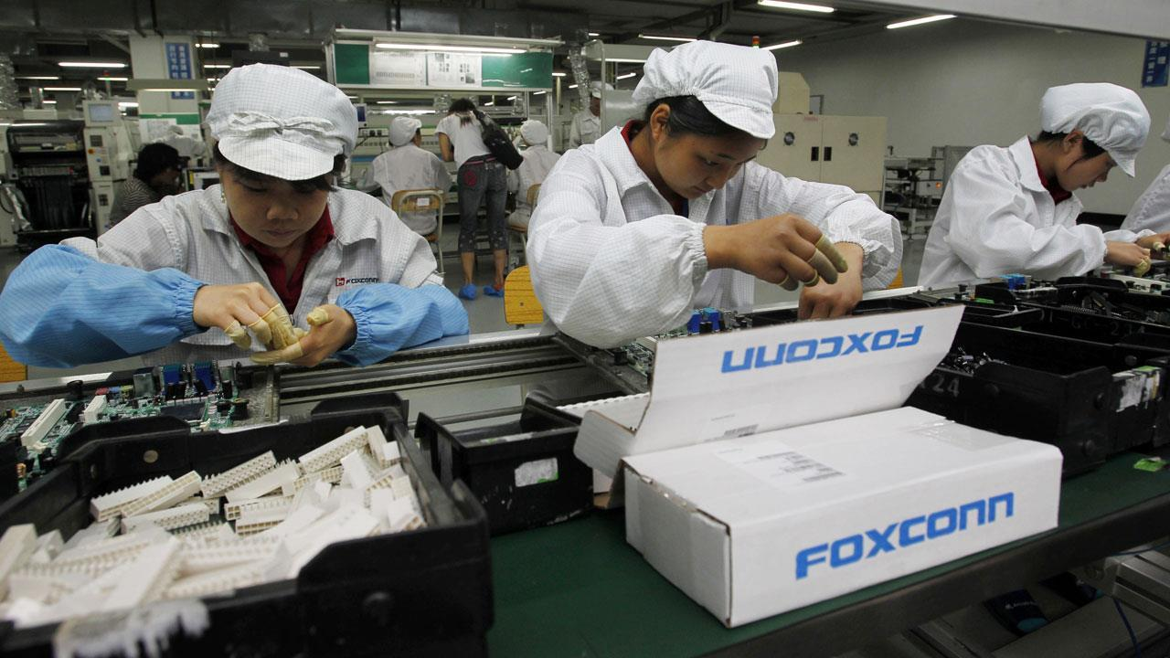 FBN's Jeff Flock on the incentives Foxconn received to invest in a factory in Wisconsin.
