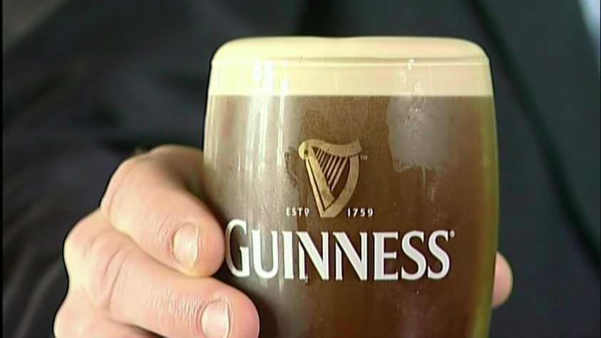 FBN's Ashley Webster on Guinness' plans to open a brewery outside of Baltimore, Maryland.