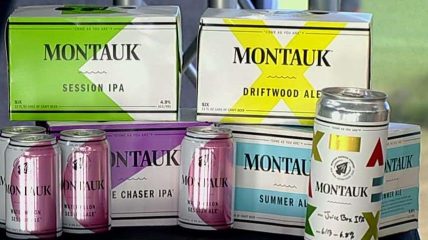 Montauk Brewing Company's Vaughan Cutillo and Eric Moss on the brewery's growth, the impact of the tax reform legislation and efforts to expand the market for craft beer.