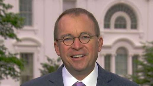 OMB Director Mick Mulvaney discusses how the Trump administration will take on the national debt.