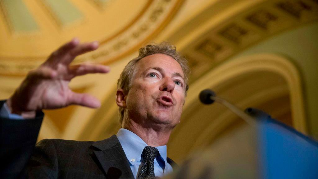 Sen. Rand Paul, (R-Ky.), on immigration reform and the Trump administration's China tariffs.