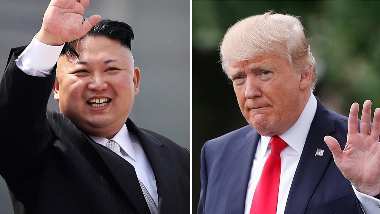 Trump: If North Korea doesn't denuclearize, that will not be acceptable