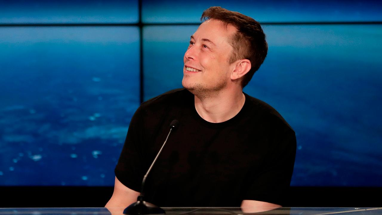 FBN's Nicole Petallides on Tesla CEO Elon Musk's tweet about the company's future pickup truck.