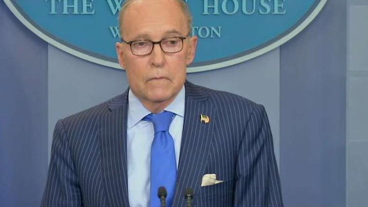 National Economic Council Director Larry Kudlow on President Trump's trade and economic policies.