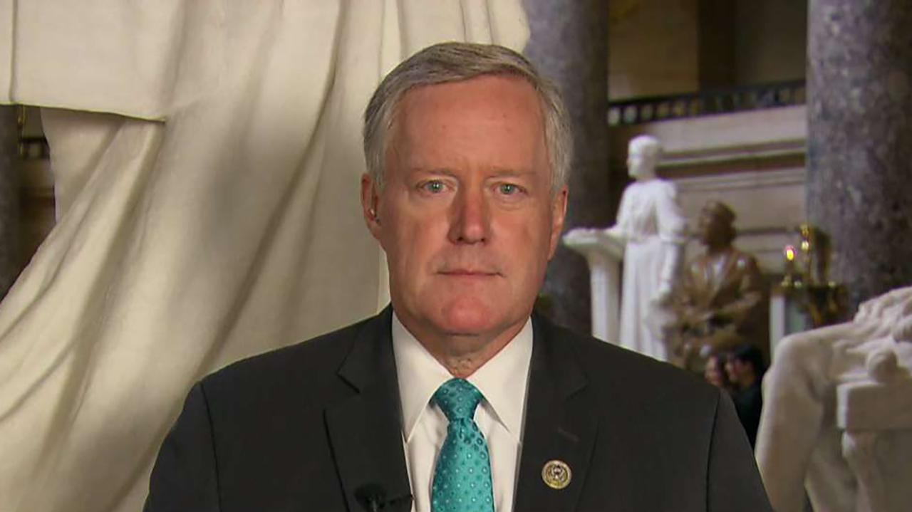 Rep. Mark Meadows (R-N.C.) discusses how the first immigration bill failed in the House and President Trump's recently signed executive order, which prevents families from being separated.