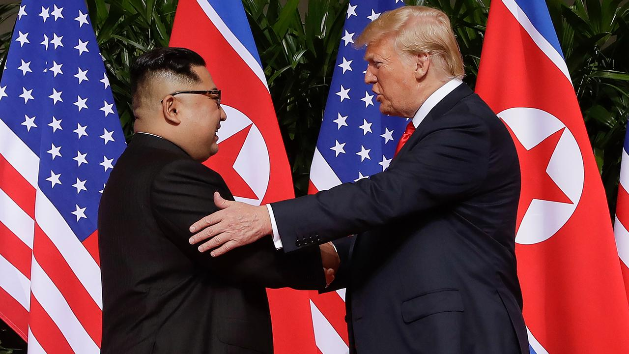"""""""Nuclear Showdown"""" author Gordon Chang and national security analyst Morgan Ortagus on President Trump's meeting with North Korean leader Kim Jong Un."""