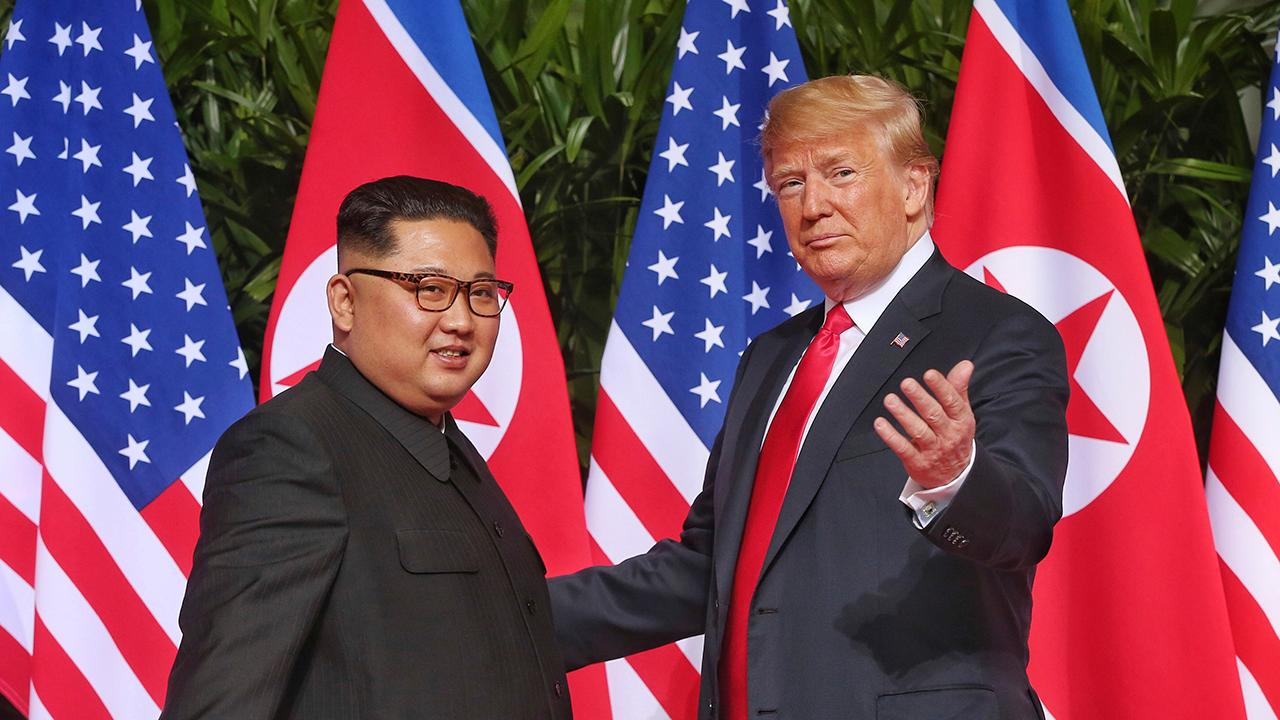 Presidential historian Doug Wead discusses the outcome of the Singapore summit and how the meeting benefited the U.S.