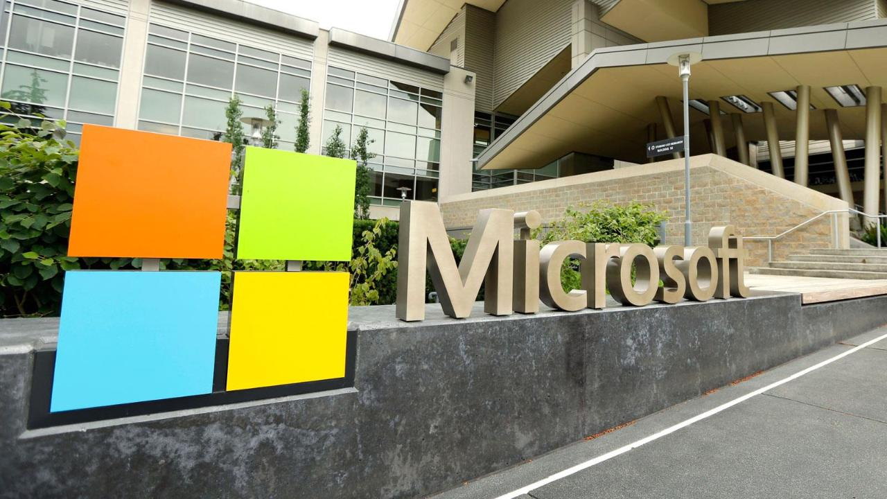 FBN's Cheryl Casone on reports Microsoft agreed to acquire coding Site GitHub.