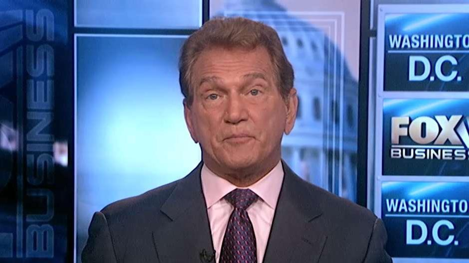 Former NFL quarterback Joe Theismann on President Trump canceling the Philadelphia Eagles visit to the White House, the fallout for the NFL from the national anthem protests and the rising popularity of soccer in the U.S.
