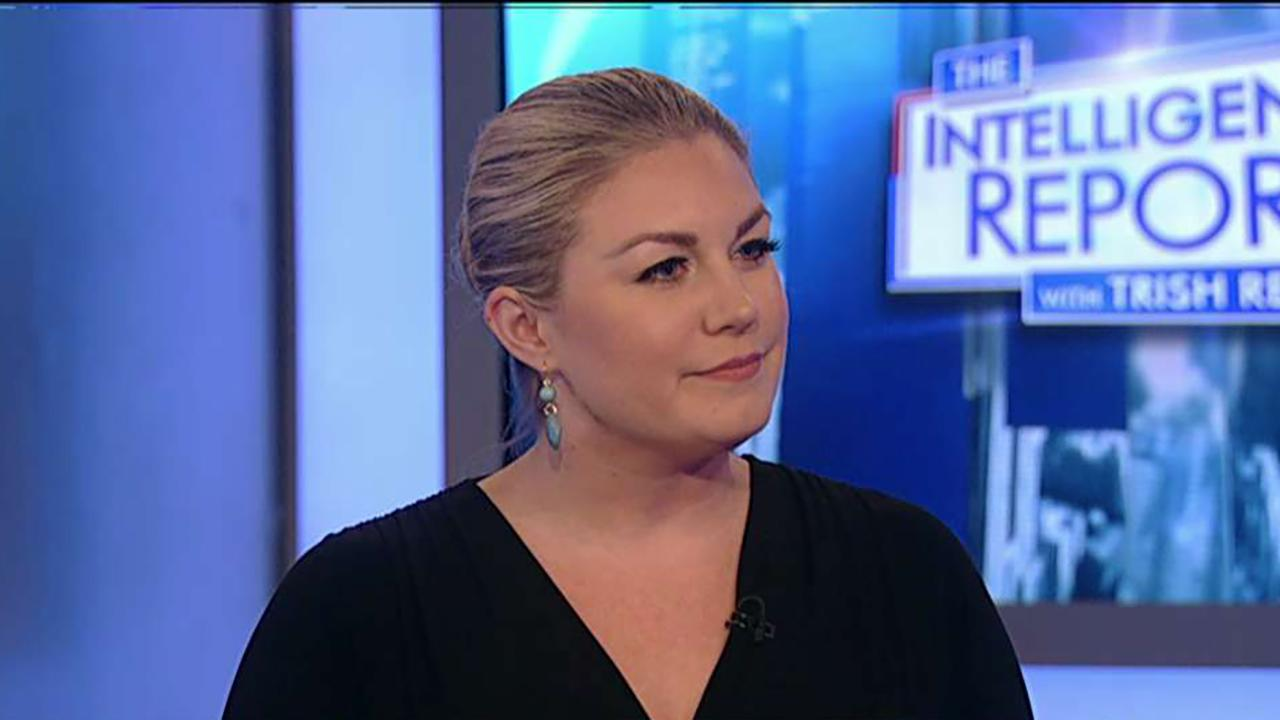 Former Miss America Mallory Hagan discusses how she plans to defeat Rep. Mike Rogers (R-Ala.) in the midterm elections.