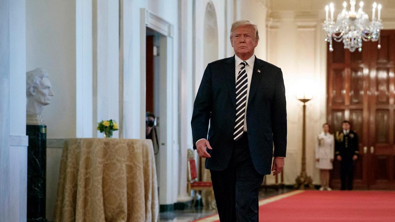 FOX Business' Lou Dobbs says President Trump's endless, boundless energy has propelled his presidency to accomplish more than any president has in modern history.