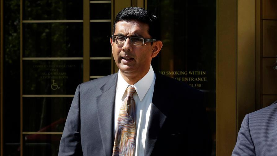 Conservative filmmaker Dinesh D'Souza on President Trump's decision to pardon him, Trump considering a pardon of Martha Stewart and Rod Blagojevich and speculation Howard Schultz is leaving Starbucks for a 2020 presidential bid.