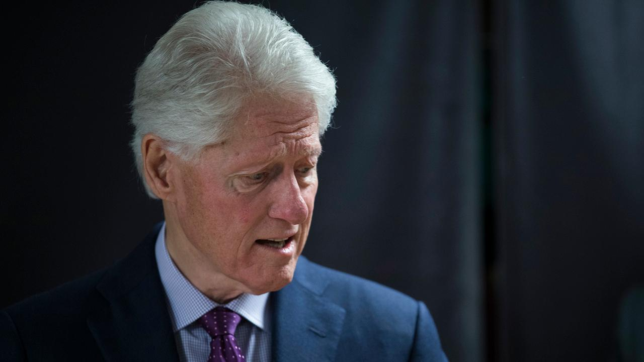 Bill Clinton addresses his comments about Lewinsky apology