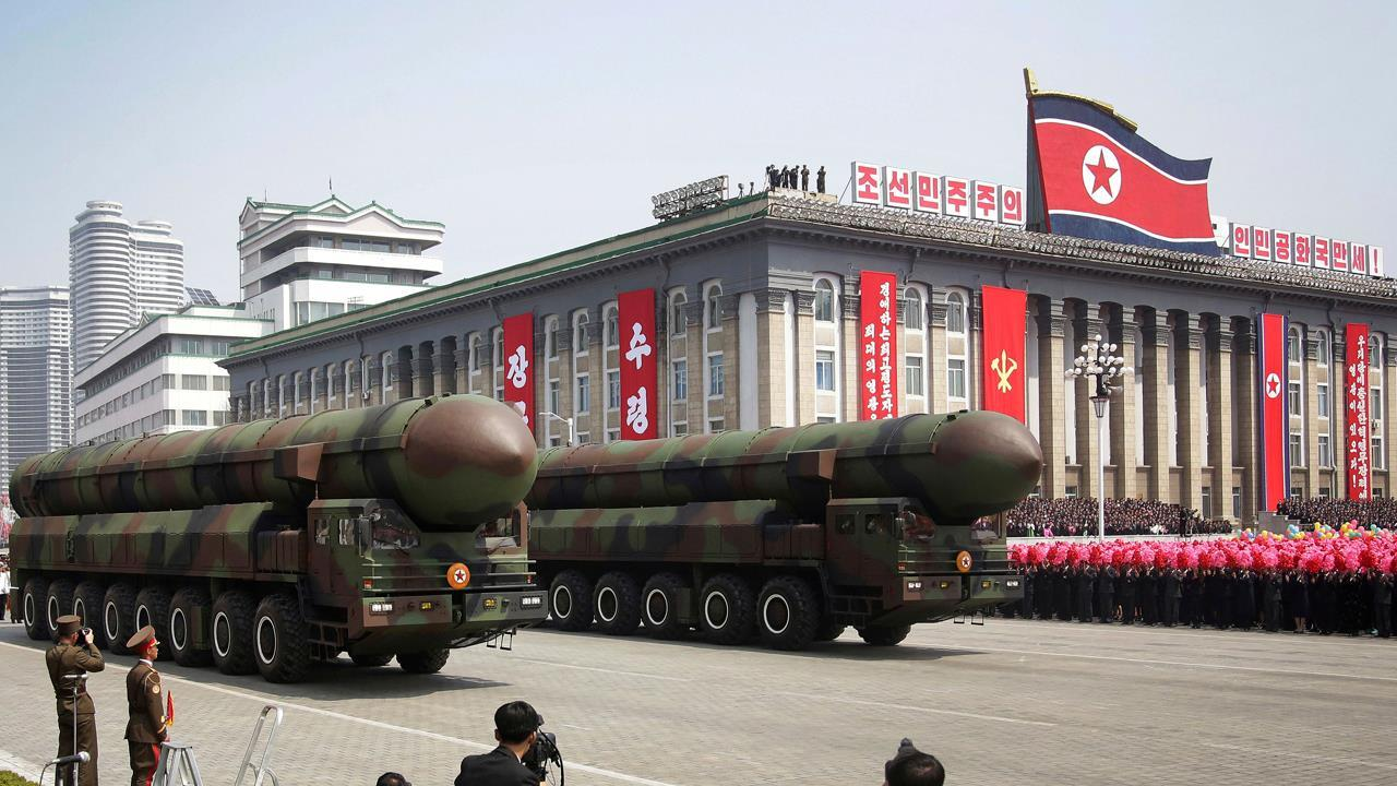 Rogers Holdings Chairman Jim Rogers on plans to invest in North Korea once it is legal.