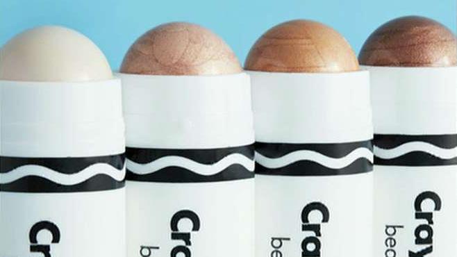 FBN's Cheryl Casone on Crayola's new line of cosmetics.