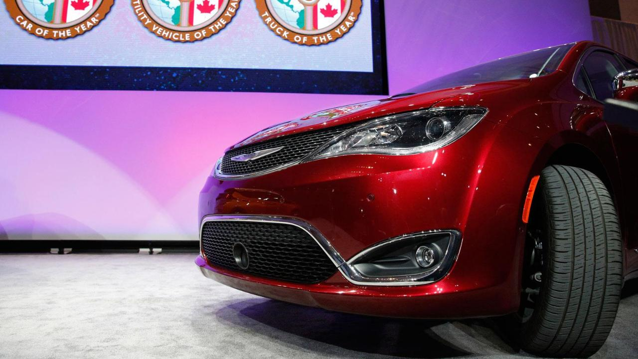 FoxNews.com Automotive Editor Gary Gastelu on automakers such as Fiat Chrysler and Ford focusing more on SUVs and trucks.