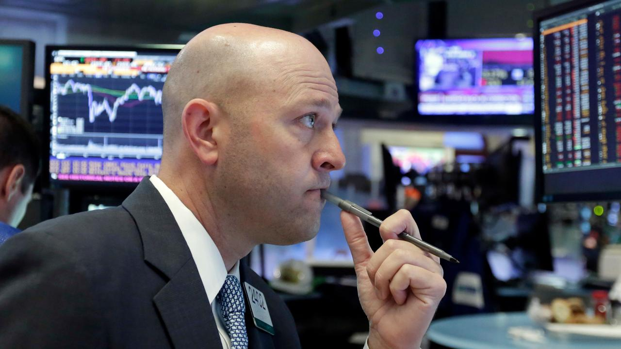 Fox News contributor James Freeman discusses how President Trump's tariffs against China are impacting U.S. stocks.