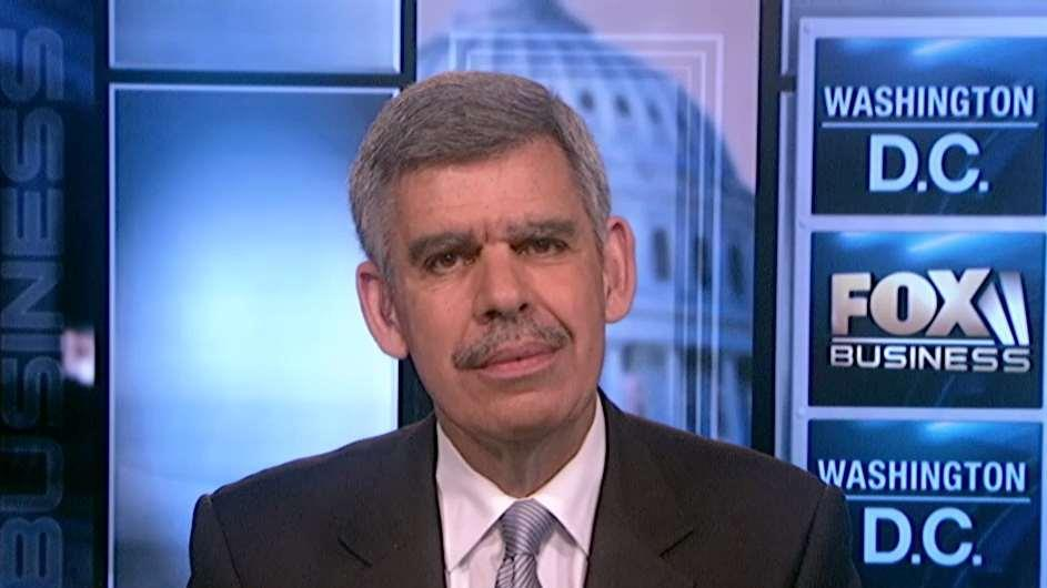 Allianz Chief Economic Adviser Mohamed El-Erian on President Trump's trade policy, the state of the markets and economy.