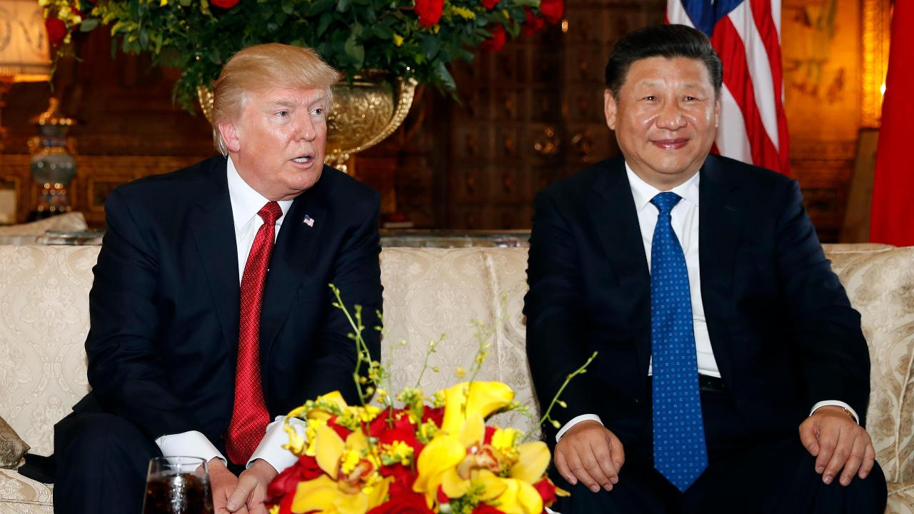 National Association of Manufacturers CEO Jay Timmons on the mounting U.S. trade tensions with China.