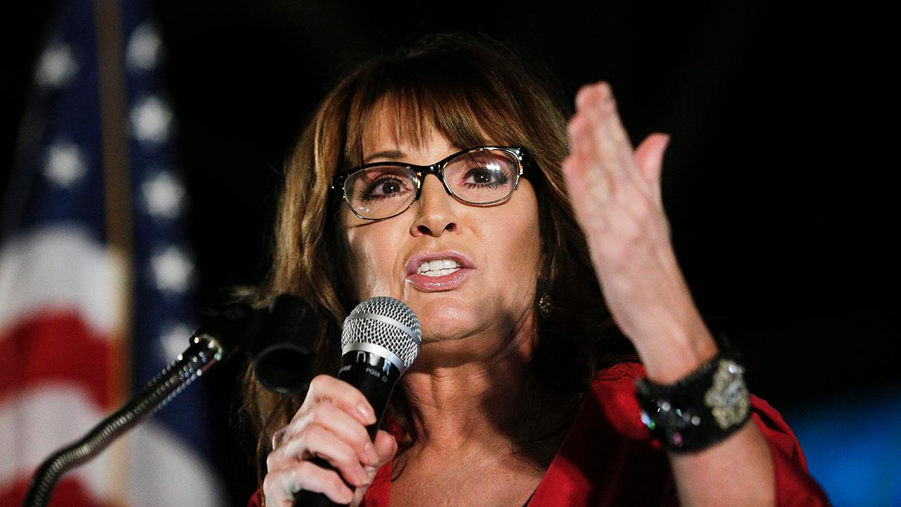 Staff Sergeant Johnny Jones (Ret.) on how former vice presidential candidate Sarah Palin claimed that she was tricked into an interview with comedian Sacha Baron Cohen.