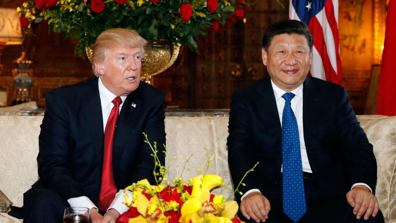 """""""The Coming Collapse of China"""" author Gordon Chang on the U.S. and Chinese tariffs taking effect on Friday."""