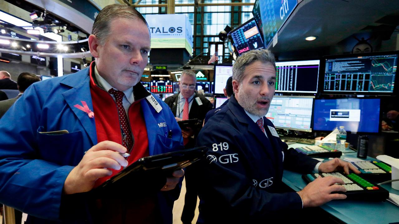 Pacer ETFs' Sean O'Hara and Mizuho Securities' Steven Ricchiuto on the outlook for stocks.