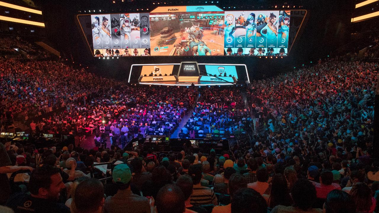 Gamer World News host Rob Steinberg on the growing popularity of esports.