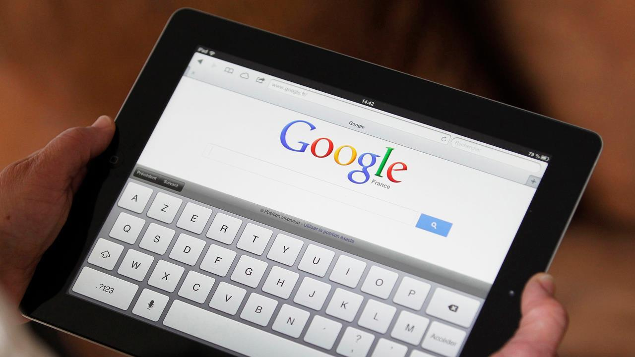 FBN's Adam Shapiro on the European Union fining Google a record $5 billion for breaking antitrust laws.