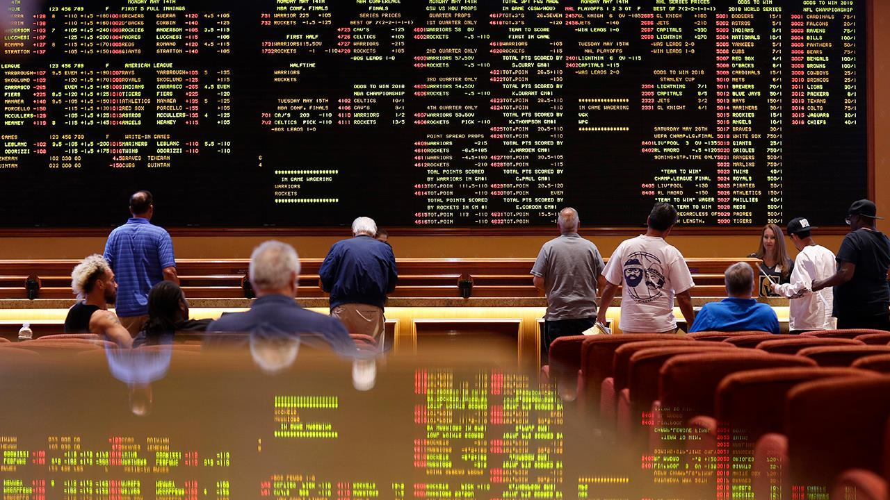 South Point Casino Sports Book Director Jimmy Vaccaro the impact of legalized sports betting.