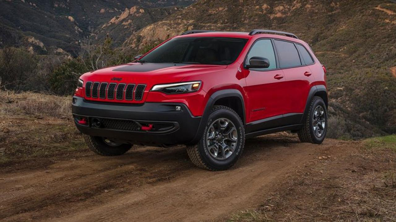 Fox Business Outlook: Jeep Cherokee leads Cars.com 'American-Made Index' list taking the top spot from former winner Jeep Wrangler.