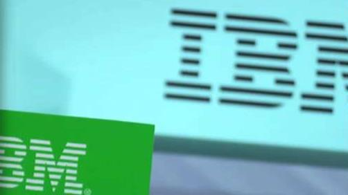 FOX Business' Nicole Petallides reports on IBM's second-quarter earnings.