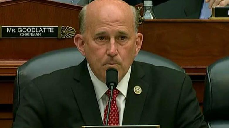 Rep. Gohmert on Strzok: Credibility is always material, relevant