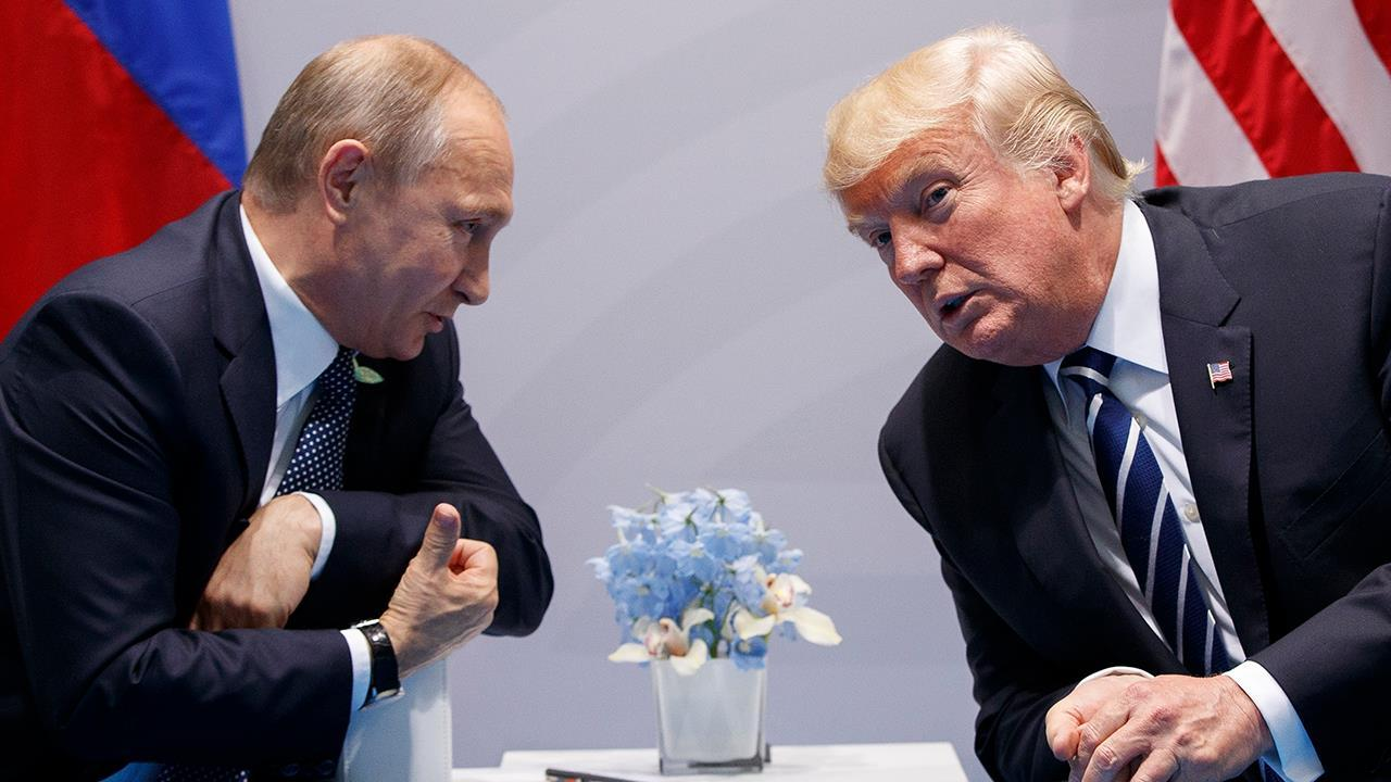 Trump siding with Russia, Putin sends the wrong message to Americans: Ashley Pratte