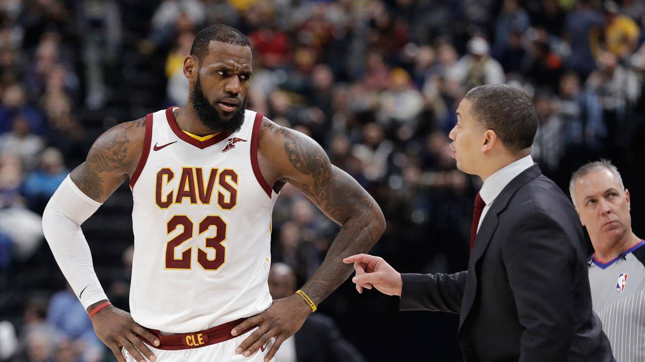 Genesco Sports Enterprises CEO John Tatum on the impact of state taxes on athletes such as the NBA's LeBron James who play across the country and efforts by Gov. Phil Murphy, (D-N.J.), to imposing a tax on corporations and the wealthy in New Jersey.
