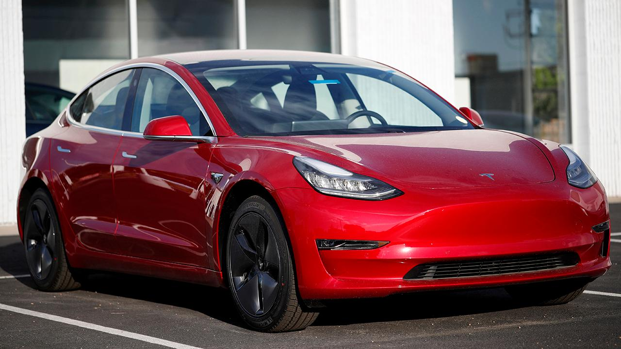 Fox Business Outlook: Tesla has reportedly finally reached its production goal with the Model 3 building more than 5,000 of the sedans in the last week of the second quarter.