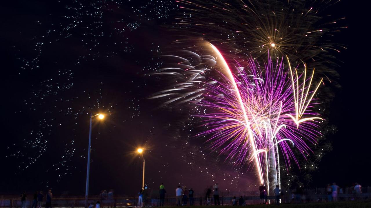 Phantom Fireworks Vice President Ron Zoldan on the rise in fireworks sales and more states legalizing the sale of fireworks.
