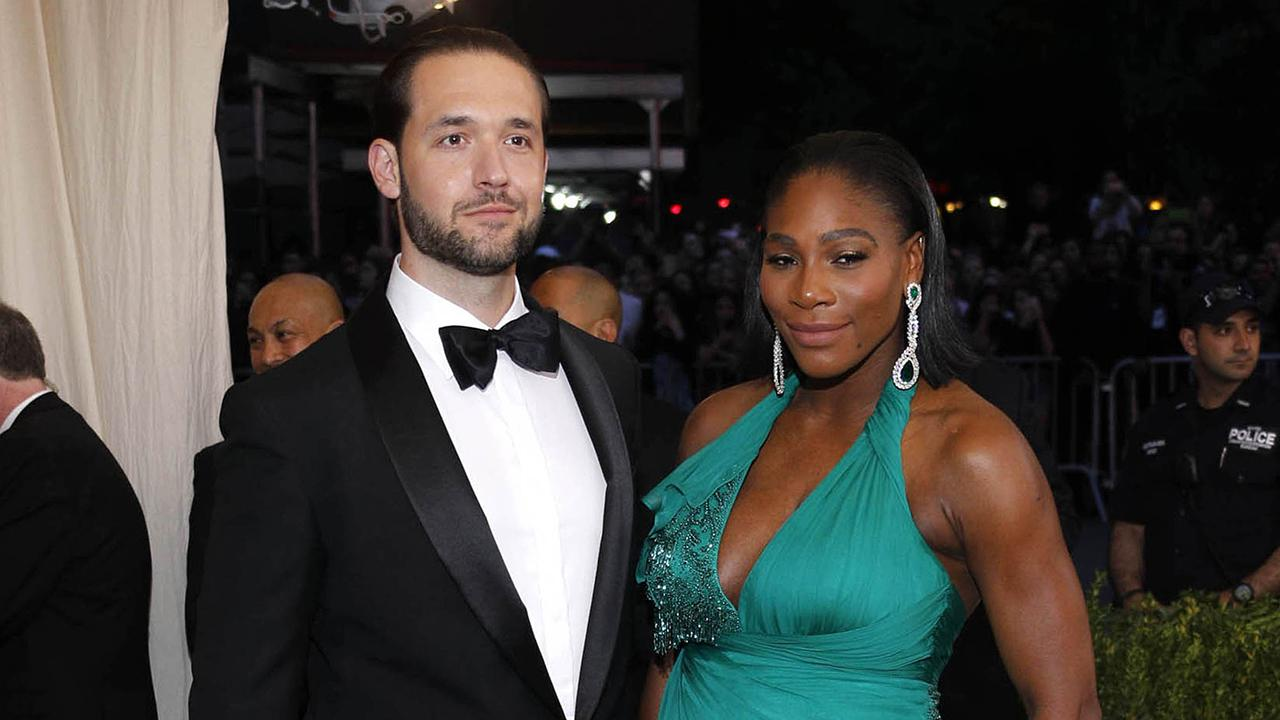 Serena Williams' husband Alexis Ohanian says he believes she wanted his tech advice for her website.