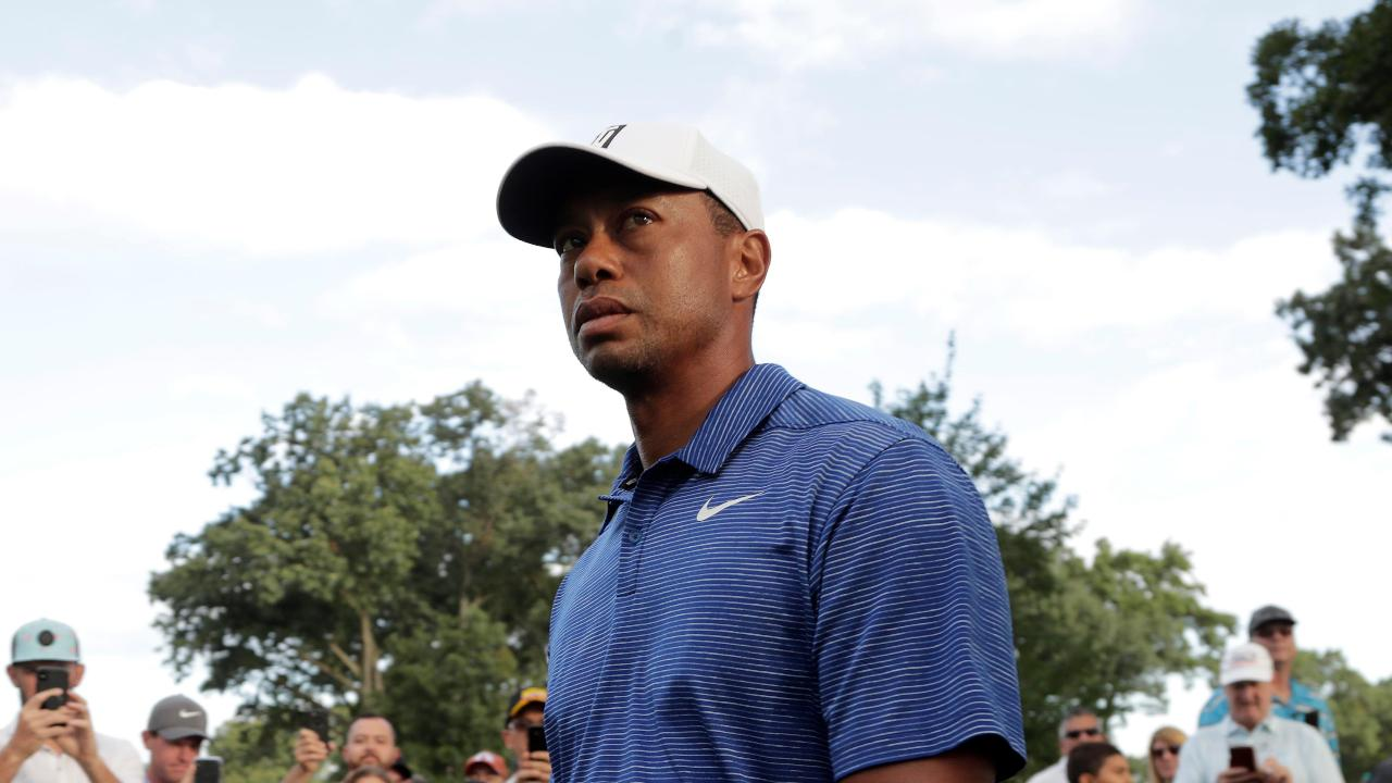 Black Sphere executive editor Kevin Jackson on how ESPN host Max Kellerman criticized Tiger Woods over his response to questions about President Trump.