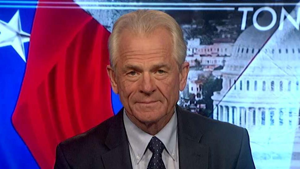 White House trade adviser Peter Navarro on the trade deal reached between the U.S. and Mexico.