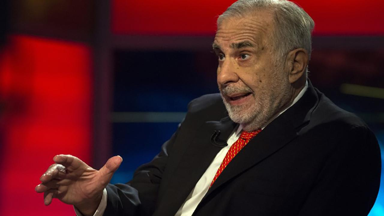 Billionaire investor Carl Icahn discusses why he is opposed to Cigna's proposed merger with Express Scripts.