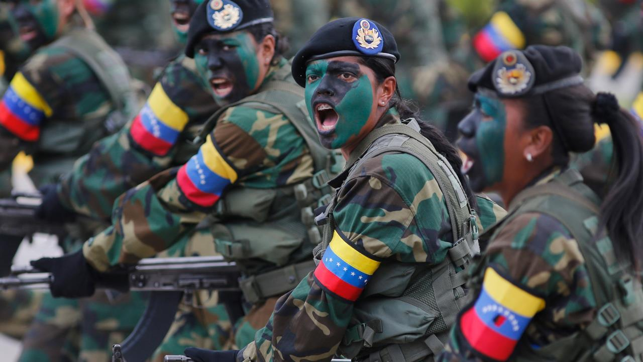 Former Delta Force operator Lt. Col. James Reese (Ret.) on the turmoil in Venezuela and how the Trump administration should handle it.