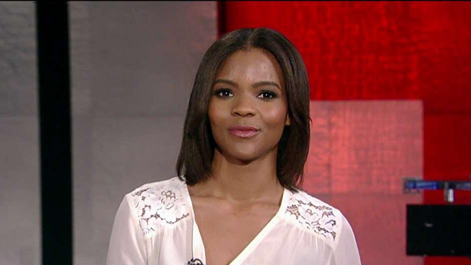 Candace Owens Confronted By Antifa Protestors At Restaurant Fox