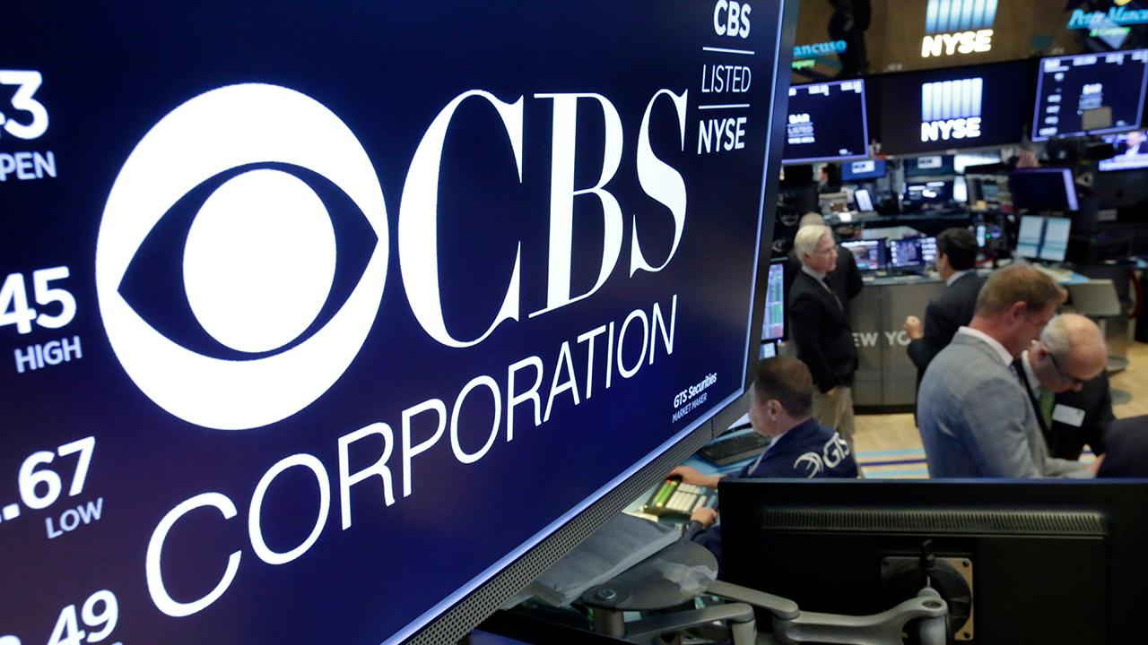 CBS's Adam Townsend says due to pending litigation, the earnings call would be limited to quarterly earnings. CEO Les Moonves is facing allegations of sexual misconduct.