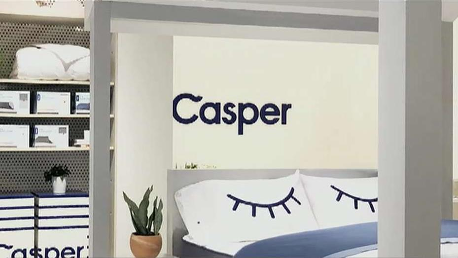 Casper CEO Philip Krim on the company's plans to open 200 brick-and-mortar retail stores and potential plans to go public.